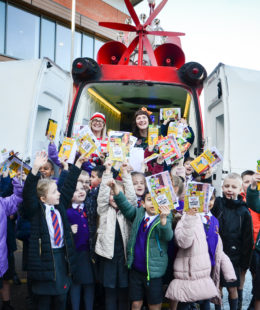World Book Day with Blackpool Libraries